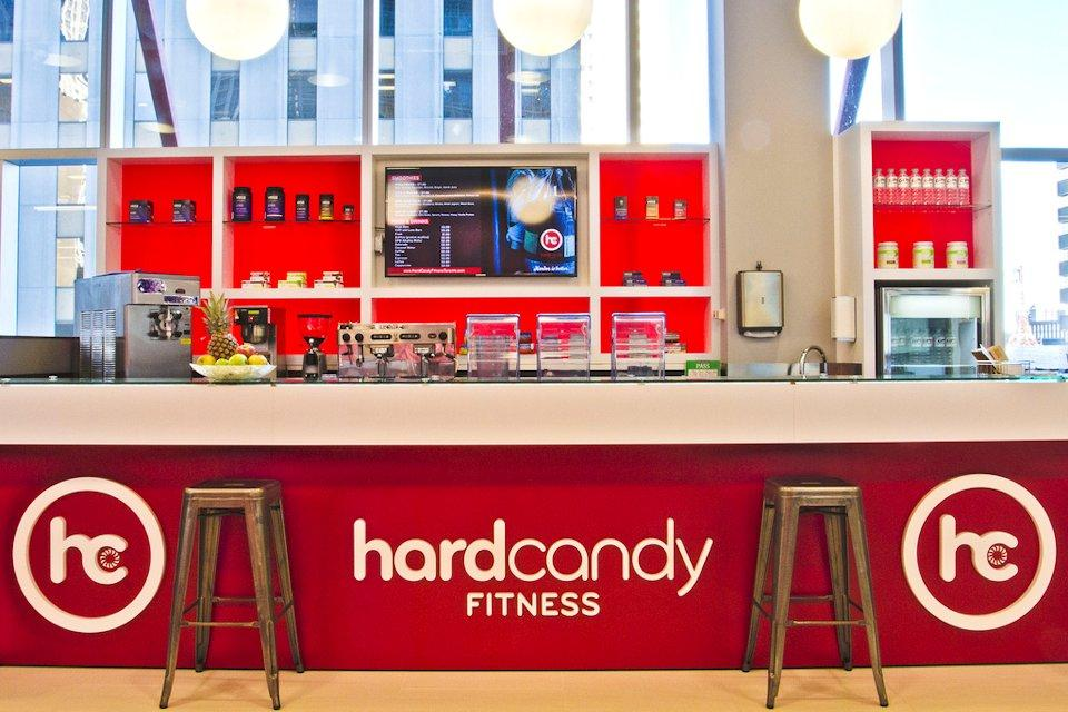 madonna launches hard candy fitness club in toronto she magazine. Black Bedroom Furniture Sets. Home Design Ideas