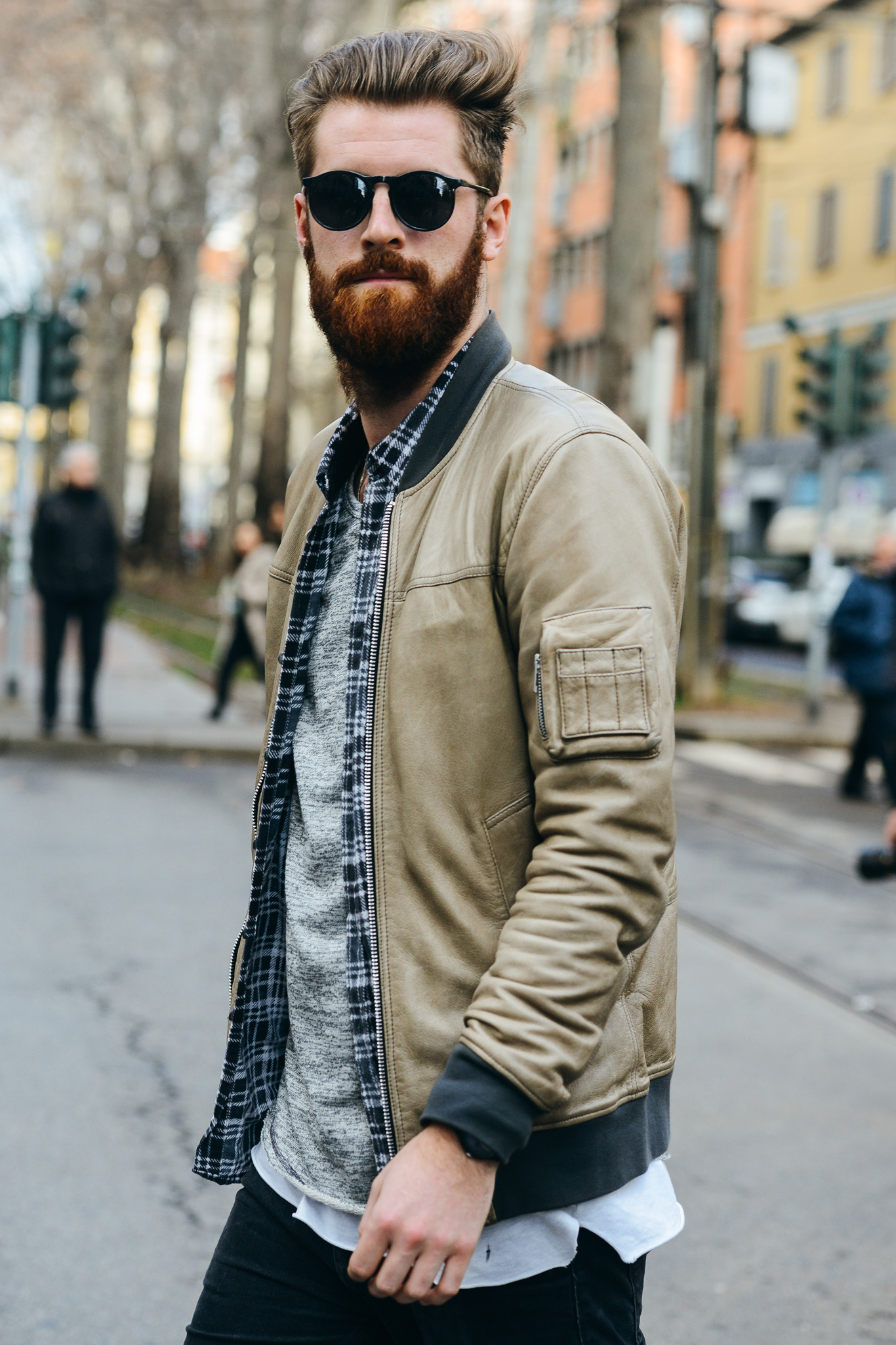 The Best Street Style Looks From Men S Fashion Week
